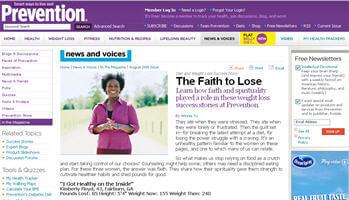 Kimberly Taylor Prevention Magazine