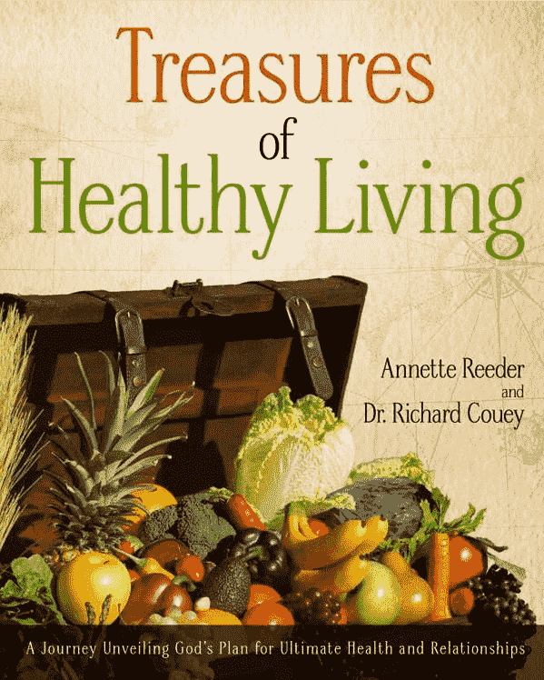 Treasures of Healthy Living Bible Study Review