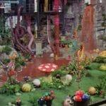 Willy Wonka Factory vs. The Garden of Eden