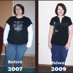 She Lost 132 Pounds (Weight Loss Testimony)